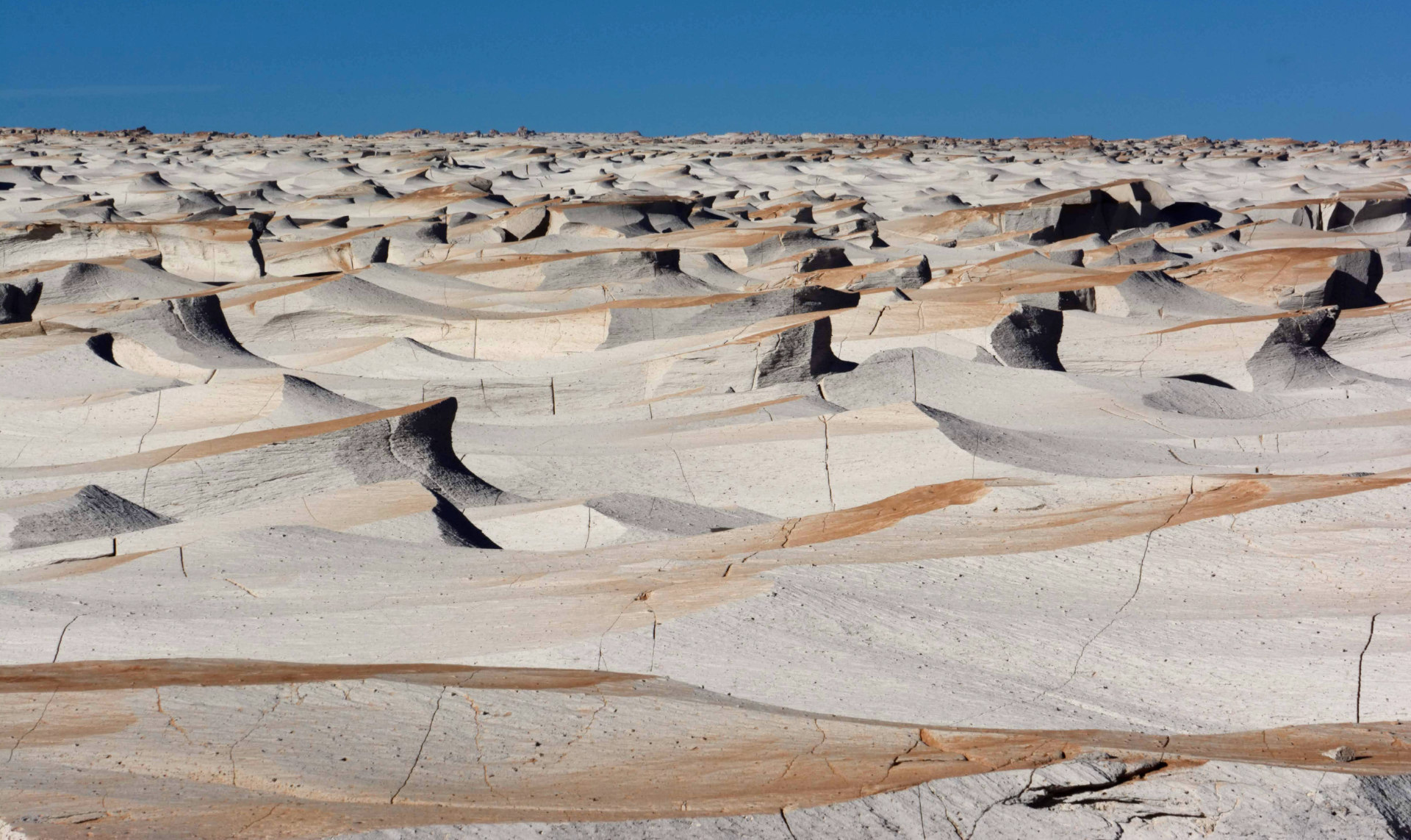 Campo Piedra Pomez, Province de Catamarca, Argentine