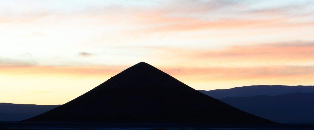 Cone d'Arita, Province de Salta, Argentine