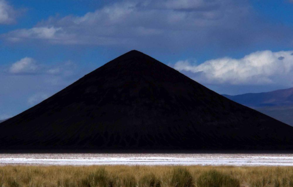 Cone d'Arita, Salar d'Arizaro, Province de Salta, Argentine