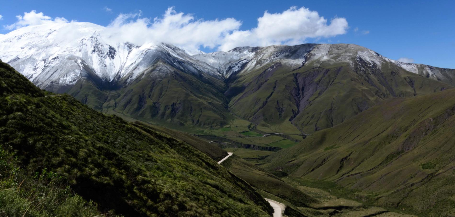 Cuesta del Obispo, Province de Salta, Argentine