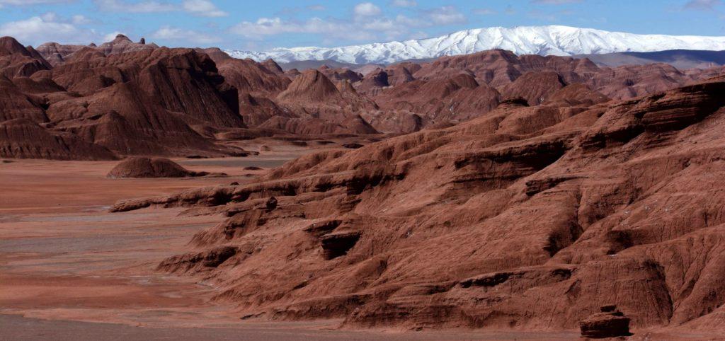 Desert Del Diablo, Province de Salta, Argentine