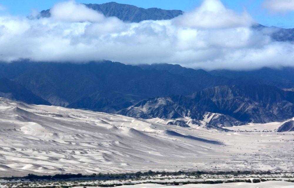 Dunes de Taton, Province de Catamarca, Argentine