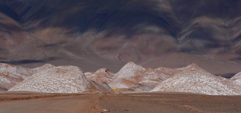 Dunes de Tolar Grande, Province de Salta, Argentine