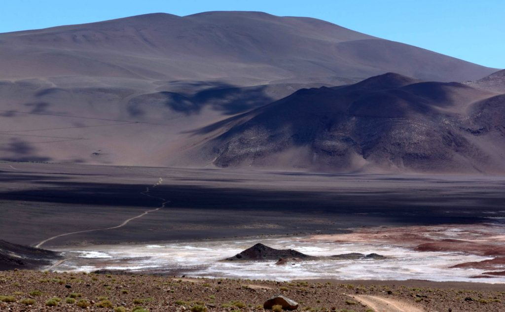Salar d'Antofalla, Province de Catamarca, Argentine