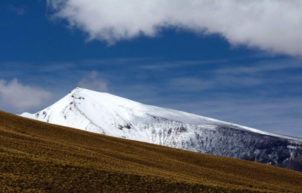 Nevado Queva, Province de Salta, Argentine
