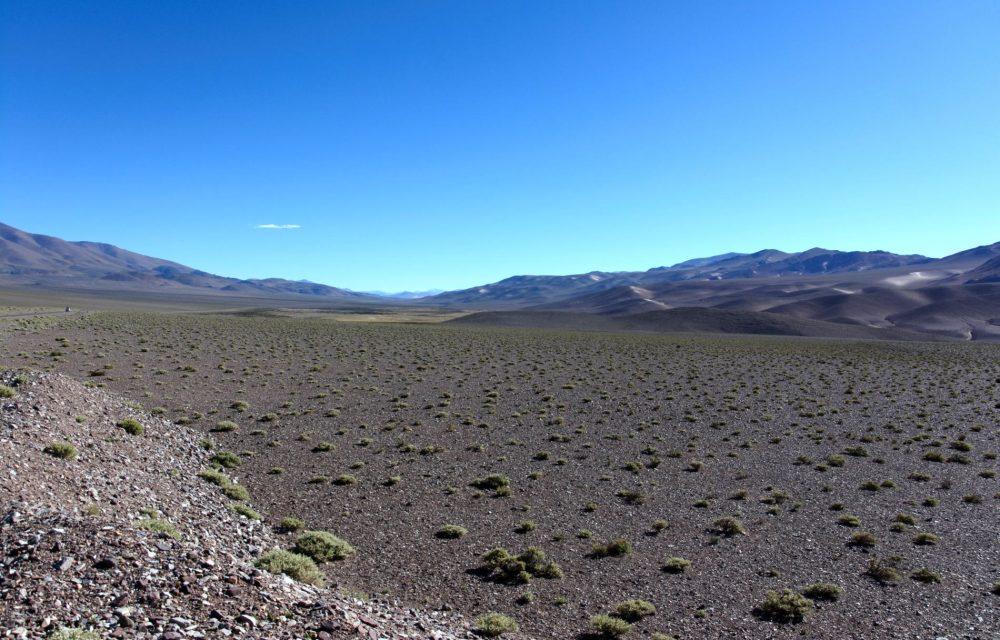Paysages de la Route Provinciale 60, Province de Catamarca, Argentine