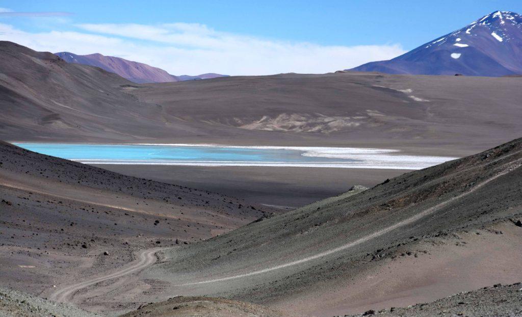 Laguna Azul, Province de Catamarca, Argentine
