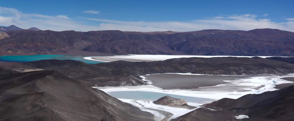 Laguna Verde, Province de Catamarca, Argentine