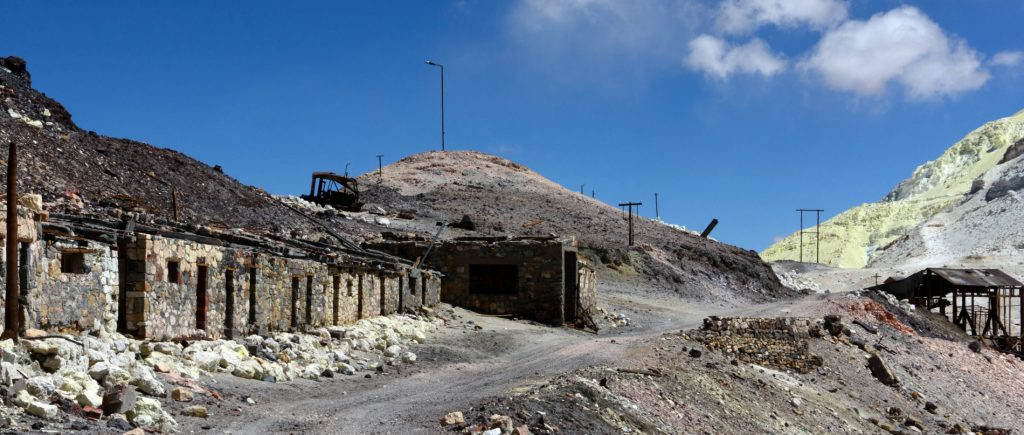 Mina Julia, 5240m, Province de Salta, Argentine