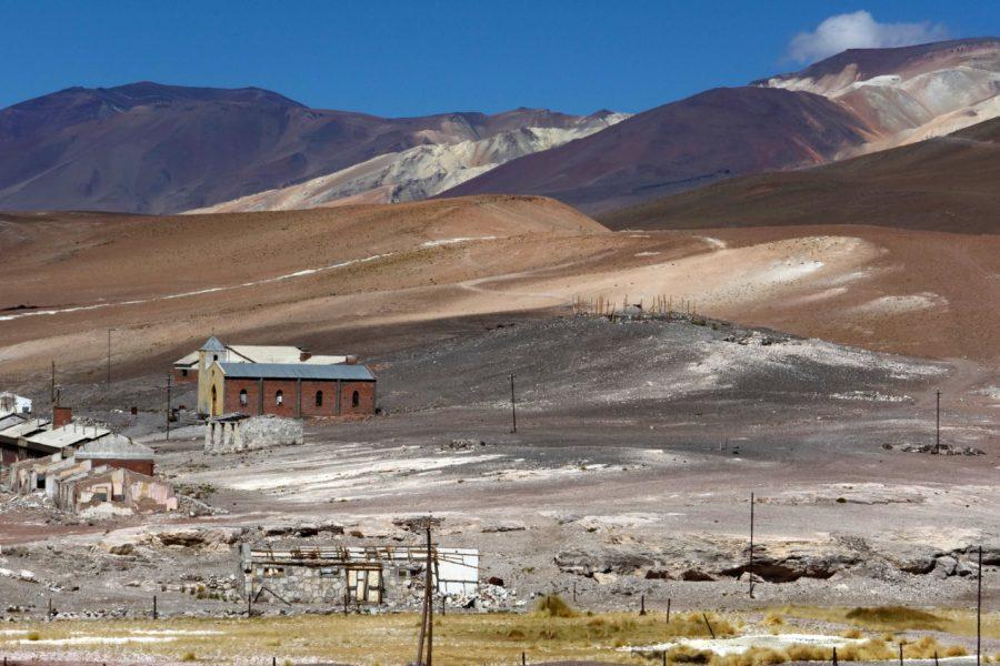 Mina la Casualidad, Province de Salta, Argentine