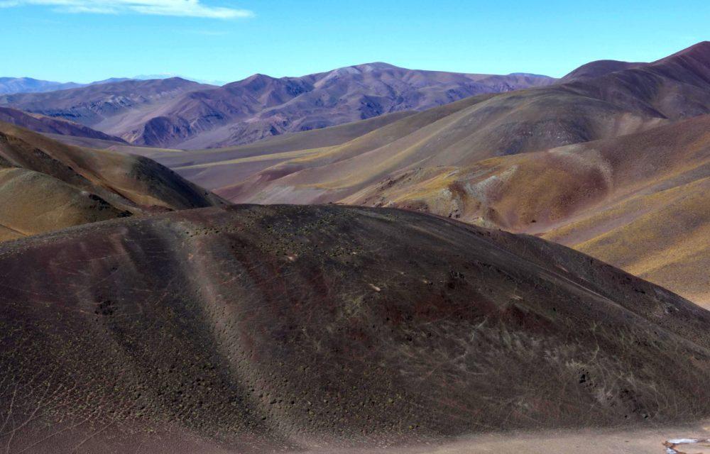 Paysages de la Puna, Province de Catamarca, Argentine