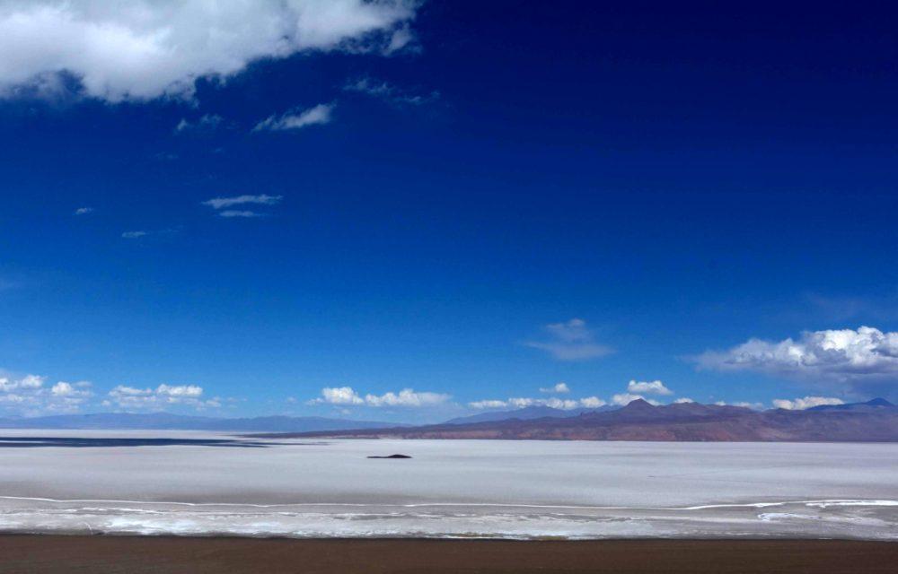 Salar d'Arizaro, Province de Salta, Argentine