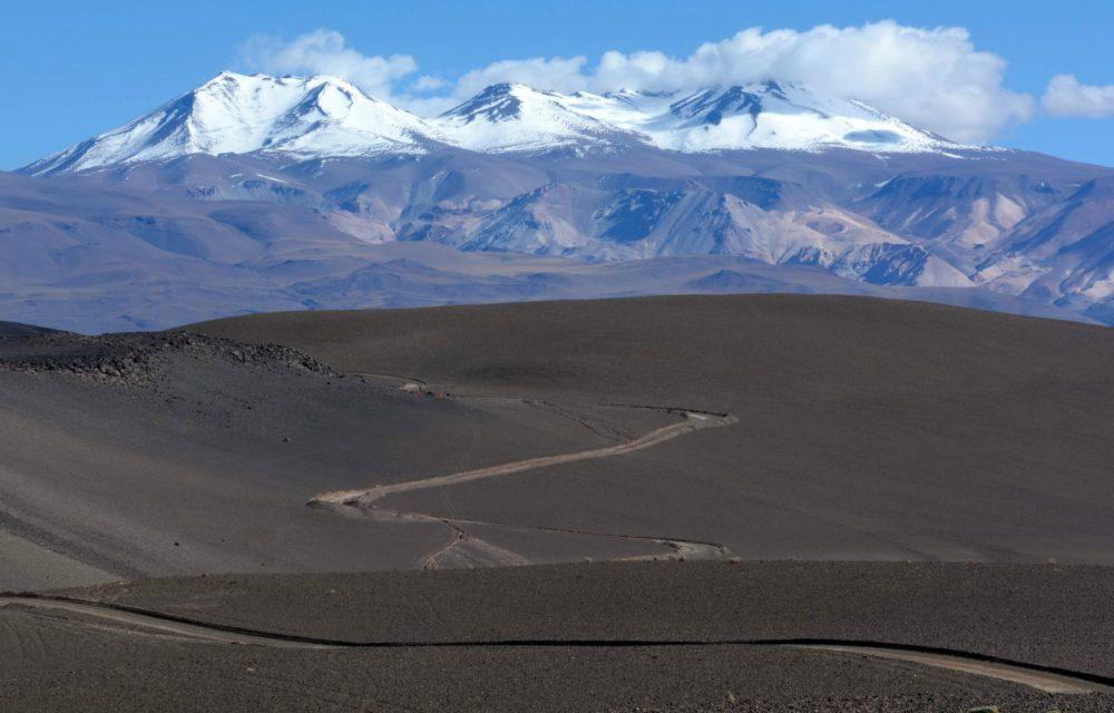 Volcan Antofalla, Province de Catamarca, Argentine