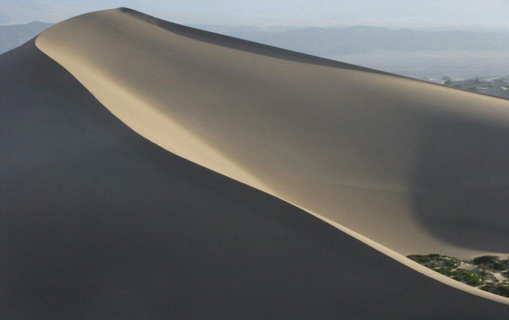 Dunes de sable de Stovepipe Wells, Death Valley National Park, Californie, Etats Unis