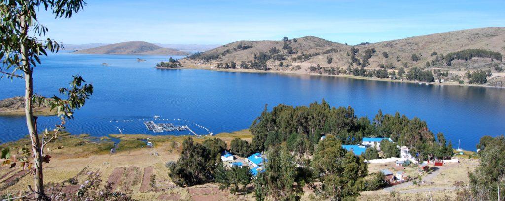 Lac Titicaca, Province de Manco Kapa, Bolivie