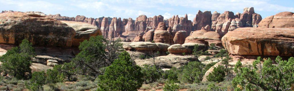 The Needles, Canyon Land National Park, Utah, Etats Unis