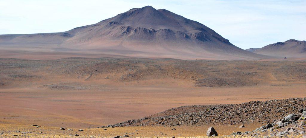 Paysages de la province du sud Lipez, Bolivie