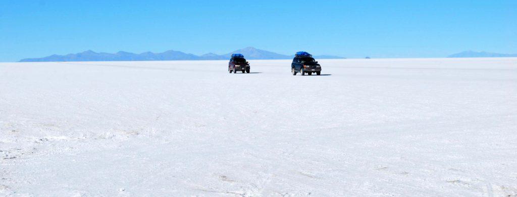 Salar d'Uyuni, Province du nord Lipez, Bolivie