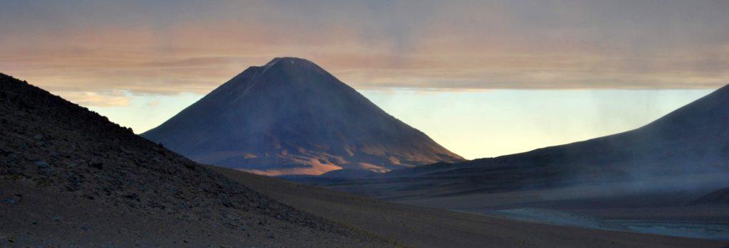 Volcan Licancabur 5914m, Province du sud Lipez, Bolivie