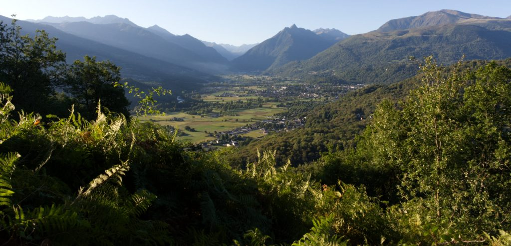 Vallée de Saint Savin, Hautes Pyrénées, France