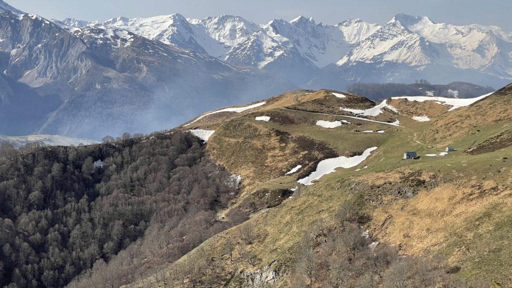 Vallée d'Ossau, Pyrénées Atlantiques, France